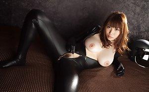 Latex Asian Pics