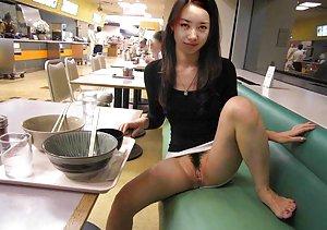 Public Asian Pics