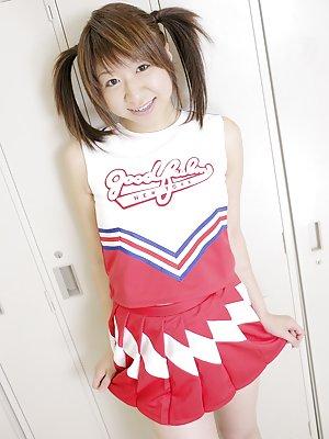 Cheerleader Asian Pics