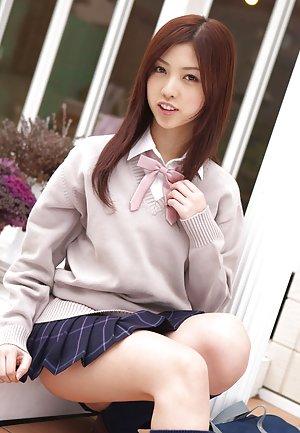 Uniform Asian Pics