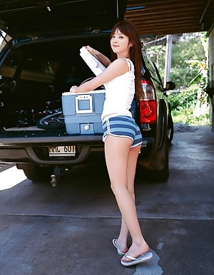 Shorts Asian Pics