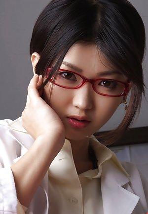 Glasses Asian Pics