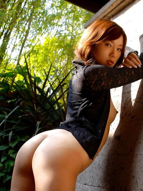 Bubble Butt Asian Pics